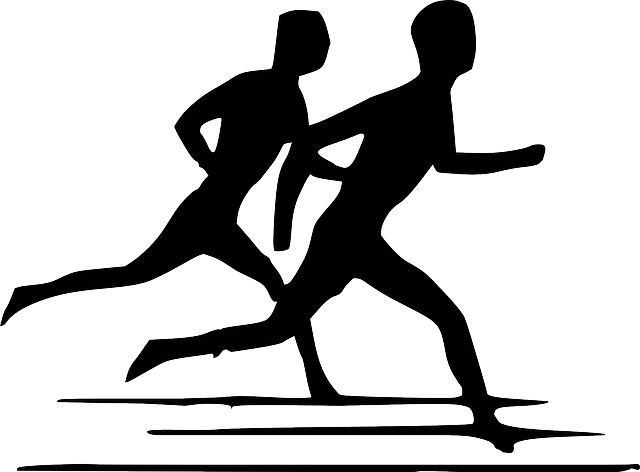 icone personnage qui court
